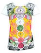 MIRROR Women's T-Shirt - The 7 Chakras