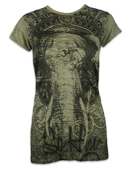 SURE Women´s T-Shirt - Om Ganesha