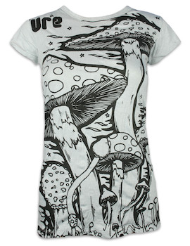 SURE Women´s T-Shirt - Magic Mushrooms