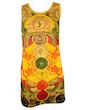 MIRROR Damen Trägerkleid - Die 7 Chakras