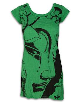 SURE Women´s Dress - Crying Buddha