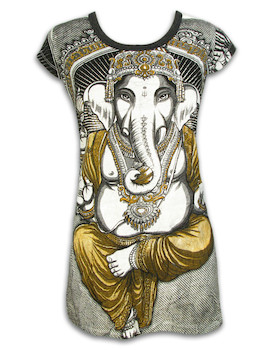 WEED Women´s Dress - Ganesha The Elephant God