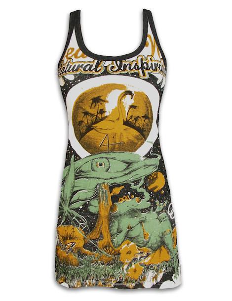 WEED Women´s Tank Dress - Dreamworlds