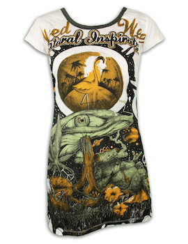 WEED Women´s Dress - Dreamworlds