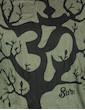 SURE Herren Longsleeve Shirt - Om Magischer Baum