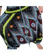 WAKAPU Women's Trousers - One Size Prakasha Aladin Harem Elephant Baggy Pants Shalwar