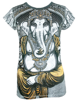 WEED Women's T-Shirt - Ganesha The Elephant God