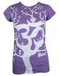 SURE Women's T-Shirt - Om Magic Tree Silver