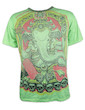 WEED Men´s T-Shirt - Vinayaka The Elephant God Hindu Yoga