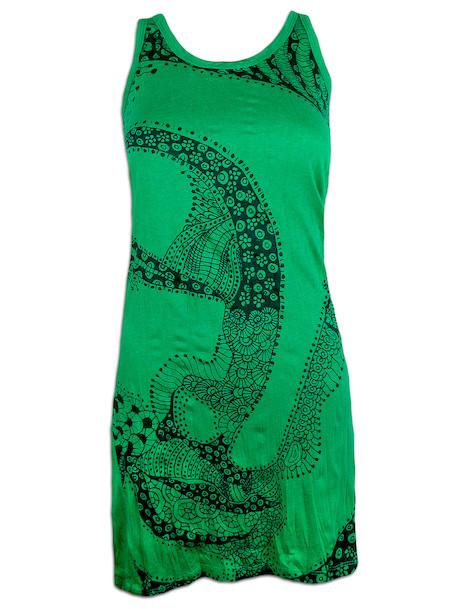 SURE Women's Tank Dress - Buddha