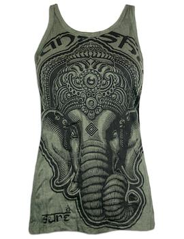 SURE Damen Tank Top - Ganesha