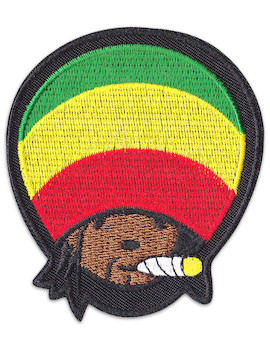 Patch Rasta Joe