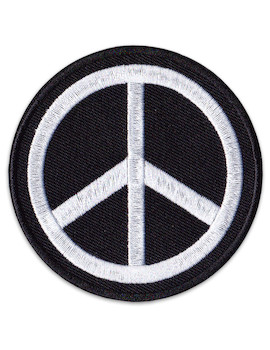 Patch Peace Symbol