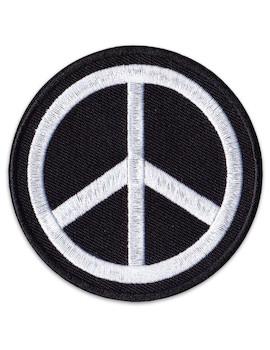 Aufnäher Peace Zeichen