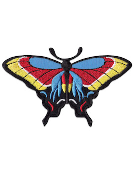 Patch Colourful Buttelfly