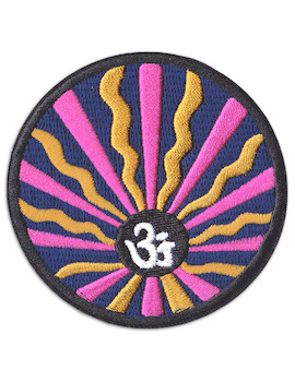 Patch Retro Om
