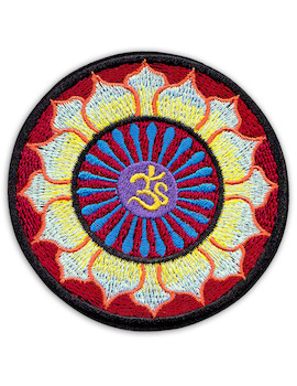 Patch Aum Mandala