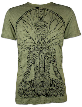 SURE Men´s T-Shirt Hamsa Guru