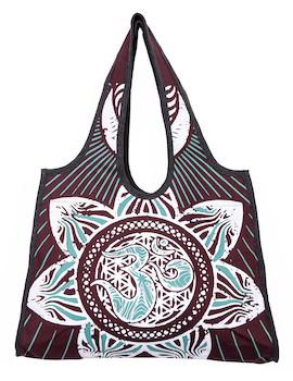 Wakapu Handtasche Om Mandala