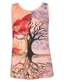 MIRROR Women´s Tank Top - Tree of enlightment