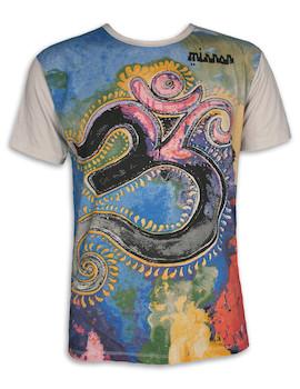 MIRROR Men´s T-Shirt - Om Artwork