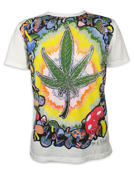 Mirror Men's T-Shirt - Psychedelic Nights