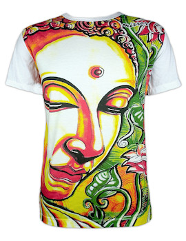 MIRROR Men´s T-Shirt - Silent Buddha