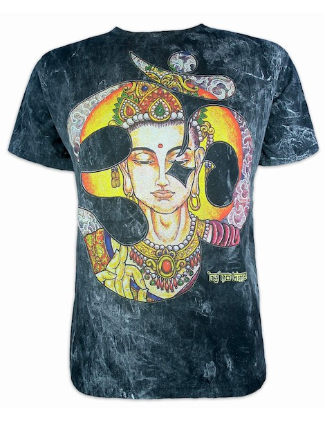 No Time Herren T-Shirt - Aum Krishna