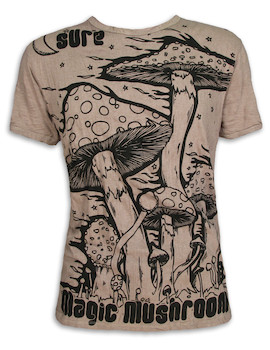 SURE Herren T-Shirt - Magische Pilze