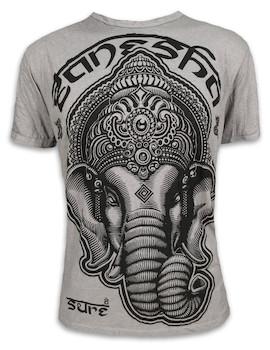 SURE Herren T-Shirt - Ganesha
