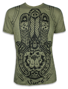 SURE Men´s T-Shirt - Hamsa