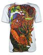 SURE Men´s T-Shirt - Psychedelic Chameleon