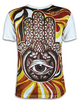 SURE Men´s T-Shirt - Fatimas Hand