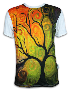 SURE Men´s T-Shirt - The Tree of Life