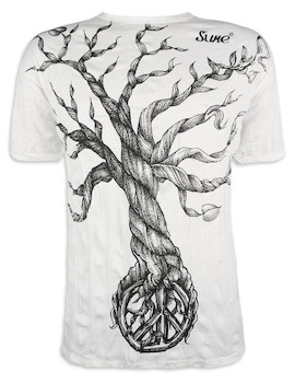 SURE Men's T-Shirt - The Tree of Peace