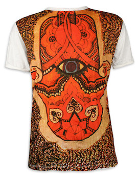 SURE Men's T-Shirt - Khamsa Hand