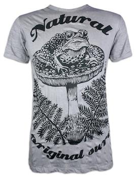 SURE Herren T-Shirt - Die Psychedelische Kröte