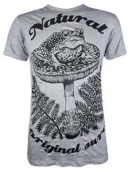 Sure Men´s T-Shirt - Psychedelic Toad
