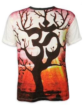 WEED Herren T-Shirt - Om Magischer Baum