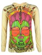 WEED Men´s Hooded Sweater - African Totem