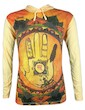 WEED Men´s Hooded Sweater - Hamsa Om Hand