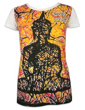 MIRROR Damen T-Shirt - Kraft der Erleuchtung